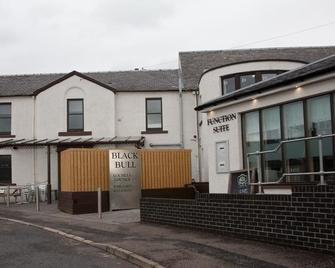 The Black Bull - Mauchline - Building