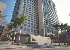 Grand Hyatt Sao Paulo - San Paolo del Brasile - Edificio