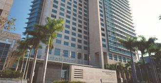 Grand Hyatt Sao Paulo - Sao Paulo - Building