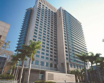 Grand Hyatt Sao Paulo - São Paulo - Edificio