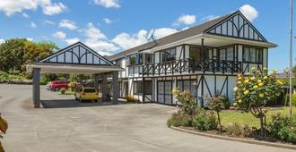 Kingswood Manor Motel - Whangarei - Κτίριο