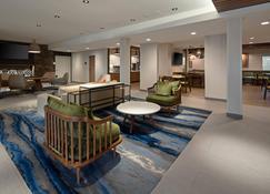 Fairfield by Marriott Inn & Suites Seattle Sea-Tac Airport - Seattle - Hall