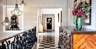 Hacienda Peña Pobre - Mexico City - Hallway