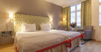 Clarion Collection Hotel Wellington - Stockholm - Bedroom