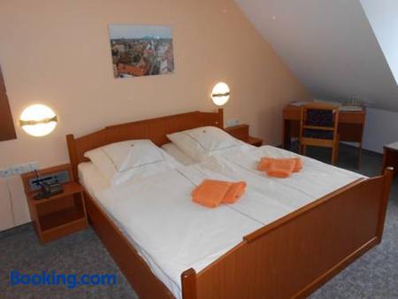 Goldener Engel /Pension - Görlitz - Bedroom