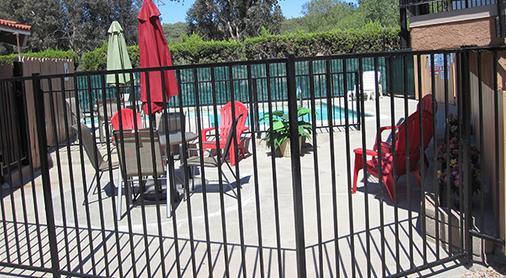 Rancho California Inn - Temecula - Balkon