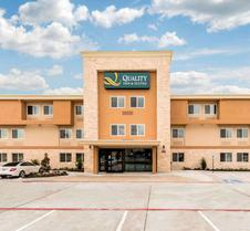 Quality Inn and Suites Plano East Richardson