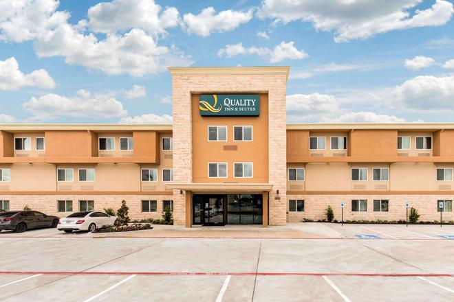 Quality Inn and Suites Plano East Richardson - Plano - Building