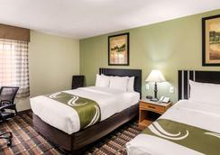Quality Inn and Suites Plano East Richardson - Plano - Bedroom