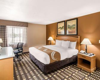 Quality Inn and Suites Plano East Richardson - Плейно - Спальня