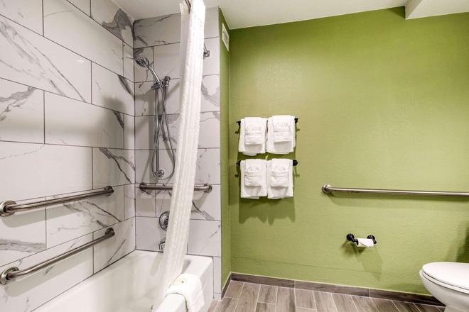Quality Inn and Suites Plano East Richardson - Plano - Bathroom