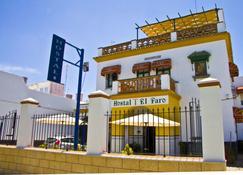 Hostal El Faro - Chipiona - Rakennus