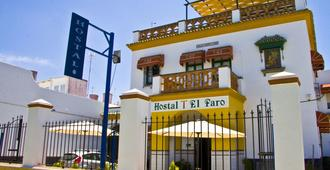 Hostal El Faro - Chipiona - Bâtiment