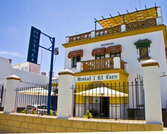 Hostal El Faro - Чипіона - Building