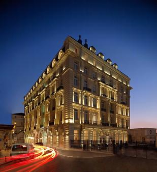 Pera Palace Hotel - Istanbul - Building