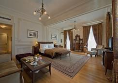 Pera Palace Hotel - Istanbul - Bedroom