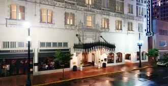The Roosevelt New Orleans, A Waldorf Astoria Hotel - New Orleans - Bygning