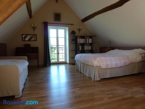 Chambres d'Hôtes Clos de Mondetour - Pacy-sur-Eure - Bedroom