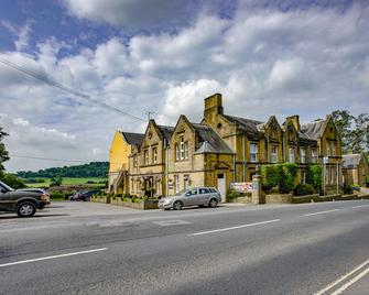 Best Western Shrubbery Hotel - Ilminster - Edificio