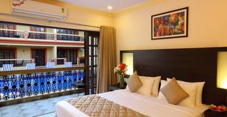 Resort Terra Paraiso - Calangute - Phòng ngủ