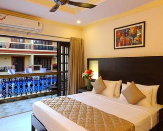Resort Terra Paraiso - Calangute - Bedroom