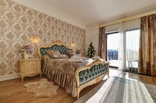 Wellness&SPA boutique Hotel pod Lipkami - Prague - Bedroom