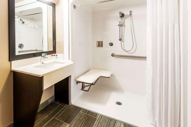 華美達穆斯喬酒店 - 穆斯喬 - 穆斯喬 - 浴室