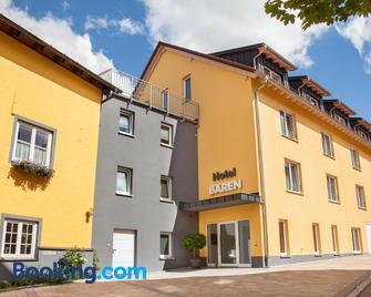 Hotel Restaurant Bären - Isny im Allgäu - Building