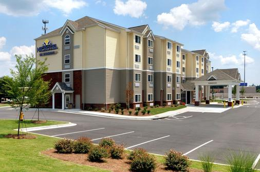 Microtel Inn & Suites by Wyndham Columbus/Near Fort Benning - Columbus - Κτίριο