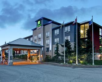 Holiday Inn Express Kamloops - Kamloops - Gebouw