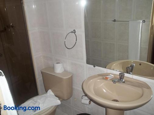保利斯塔花園酒店 - 聖保羅 - 聖保羅 - 浴室