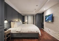 Fn Hotel - Taipei - Makuuhuone