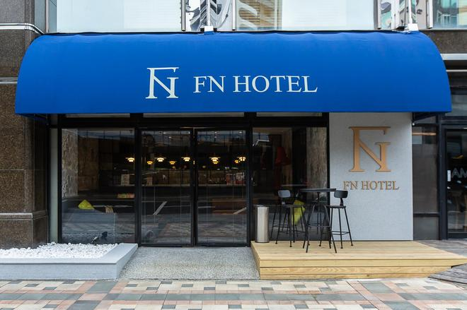 Fn Hotel - Taipei - Rakennus