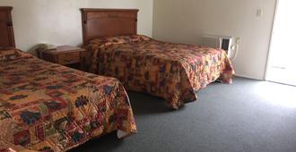 Golden Hills Motel - Tehachapi - Camera da letto