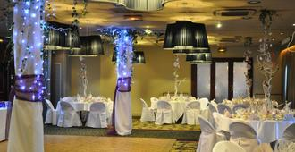 Les Tresoms Lake And Spa Resort - Annecy - Banquet hall