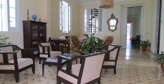 La Casa de los Cuervo - La Habana - Habitación