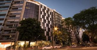 比瓦爾迪酒店 - 蒙特維多 - 蒙得維的亞 - 建築