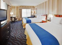 Holiday Inn Express Hotel & Suites Santa Cruz - Santa Cruz - Schlafzimmer