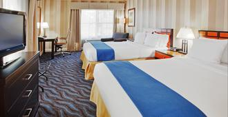 Holiday Inn Express Hotel & Suites Santa Cruz - Santa Cruz - Bedroom