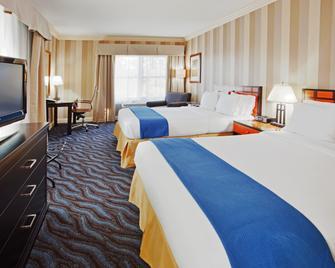 東聖克魯斯快捷酒店及套間 - 聖塔克魯茲 - 聖克魯茲 - 臥室