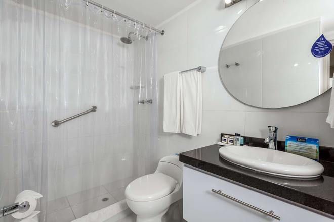 Hotel Dann Combeima - Ibagué - Bathroom