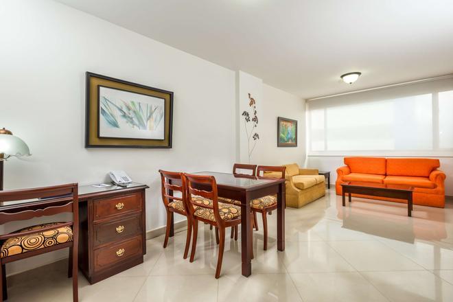 Hotel Dann Combeima - Ibagué - Dining room