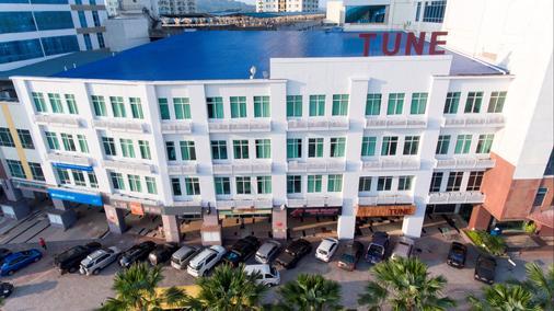 Tune Hotel - 1Borneo Kota Kinabalu - Kota Kinabalu - Rakennus