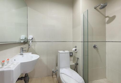 Tune Hotel - 1Borneo Kota Kinabalu - Kota Kinabalu - Kylpyhuone