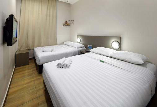 Tune Hotel - 1Borneo Kota Kinabalu - Kota Kinabalu - Makuuhuone