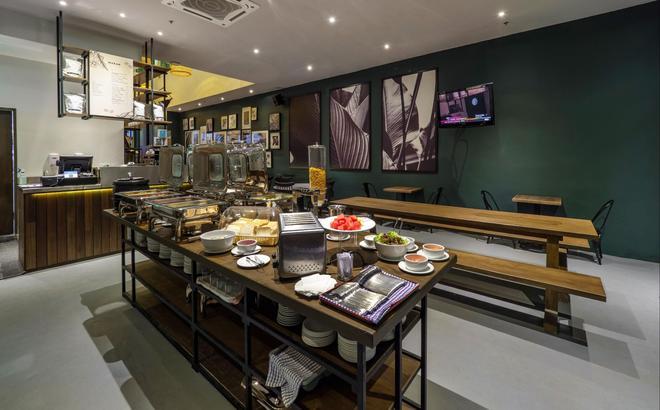 Tune Hotel - 1Borneo Kota Kinabalu - Kota Kinabalu - Buffet