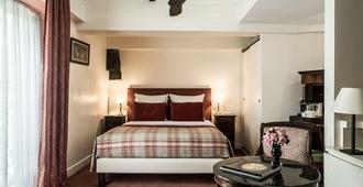 Hotel Des Saints Peres - Esprit de France - Paris - Schlafzimmer