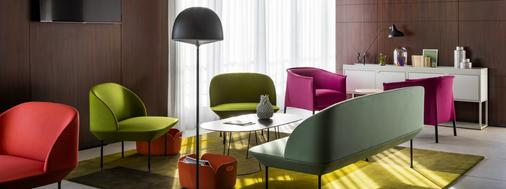 Okko Hotels Cannes Centre - Cannes - Lounge