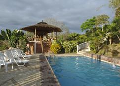 Happy Hill Hostel - Montañita (Guayas) - Uima-allas