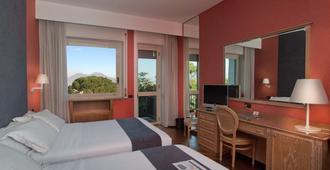 Culture Hotel Villa Capodimonte - Naples - Bedroom